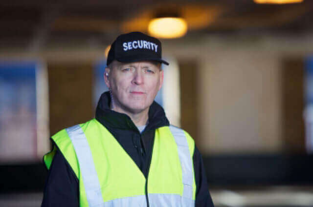 Fire Watch Security Officer