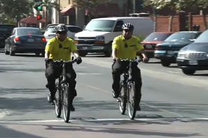 Bike Patrol Service Orange County